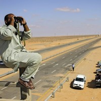 Rebels 'closing in' on Gaddafi
