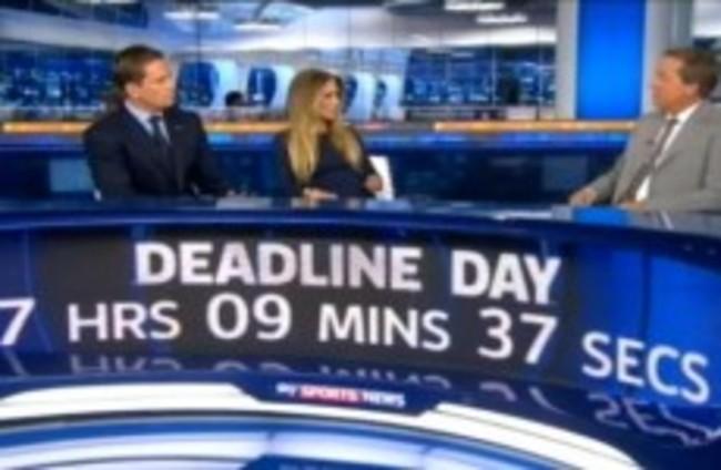 As it happened: Transfer Deadline Day