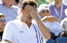 Sick to his stomach: Niland laments missed opportunity against Djokovic