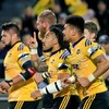 Hurricanes pay respects to Collins as they claim top spot in Super Rugby