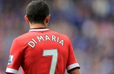 Di Maria scoops the Premier League's Goal of the Season award