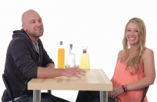 These exes played Truth or Drink, and it was delightfully awkward
