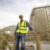 This man makes rollercoasters for a living