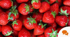 Strawberries are not only delicious, they can maintain and boost your own gorgeousness