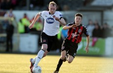 The title race is back on baby, as Bohs breach Fortress Dundalk
