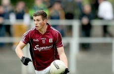 Galway footballer Shane Walsh to miss Mayo game after breaking hand