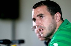 O'Shea: Irish players would have taken replay over €5m pay-out after Henry handball