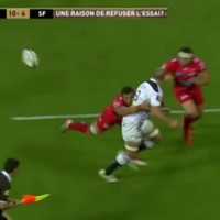 Sergio Parisse offload sets up glorious try as Stade Francais march past Champions Toulon