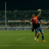 Nemani Nadolo scores try from crossfield kick after sensational one handed catch