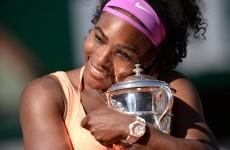 Flu-ridden Serena Williams secures 20th Grand Slam win