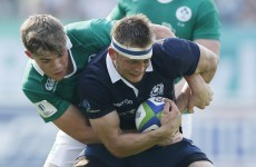 'The simple things were going to win it' -- Ireland U20 star Ringrose