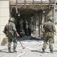 Nine killed in triple suicide attack in Grozny