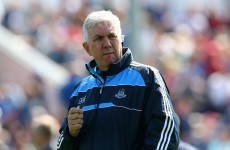 'We have no choice, we have to get back up' - Dublin boss on Tullamore shocker