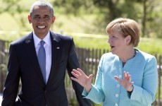 'We need to stand up to Russia' - Barack Obama is talking tough at the G7 summit