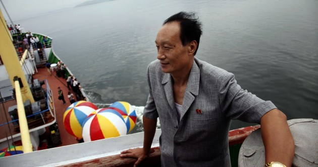 GALLERY: North Korea trials new 'luxury tourist ship'