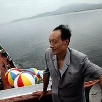 GALLERY: North Korea trials new 'luxury tourist ship'