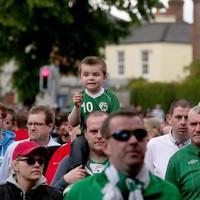 As it happened: Ireland v England, international friendly