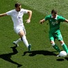 Player ratings: How the Boys in Green fared against England today