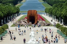 Shocking or fine? Artist criticised for vagina sculpture in Versailles