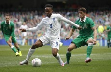 Raheem Sterling needs to have a thicker skin, says Roy Hodgson after Irish boos