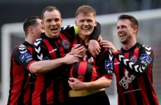 Bohs pull off a shock, Heary under pressure and this weekend's LOI talking points