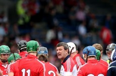 'We have a tough road ahead of us now' - Cork's comeback challenge