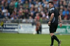 'Could Brian Gavin be in any worse position? He doesn't need to be there'