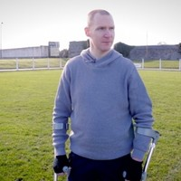 Sports stars getting behind inspirational Dessie Fitzgerald after spinal injury sums up the GAA
