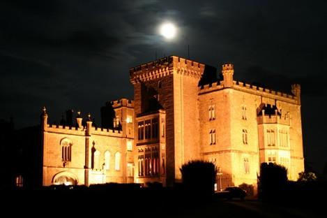 Markree Castle in County Sligo