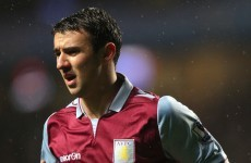 Aston Villa have released two Irish players as part of their summer clear out