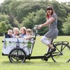 This woman wants Irish cyclists to start using these three-wheeled bikes