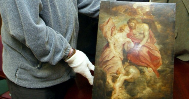National Gallery says it has no money to buy the Russborough paintings