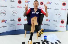 Bradley Wiggins accused of bending rules and using 'illegal' bike in hour-record bid