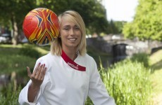 Stephanie Roche is back home but it's not for long as talks with two English clubs begin