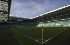 Celtic become the first British club to introduce safe standing at home games