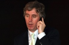 Why John Delaney has been ringing around TDs in the last few days...