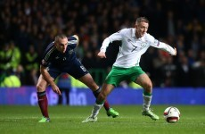 A former Scottish international says McGeady could be the difference this weekend