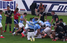 Here's how Argentina U20s (almost) upset New Zealand last time out
