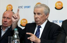 John Giles won't be on our screens on Saturday as RTÉ opt for Richie Sadlier instead