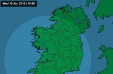 6 legitimate Irish emotions about today's weather forecast