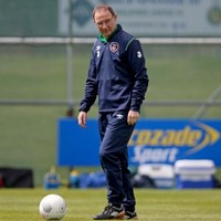 Martin O'Neill has delivered an injury update of a different kind after last night's car crash