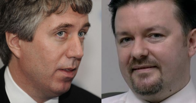QUIZ: Who said it - John Delaney or David Brent?
