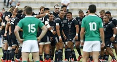 Ireland U20 suffer first loss of World Cup as New Zealand pull clear in second half