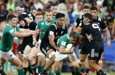 6 U20s who impressed during Ireland v New Zealand