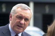 Bertie Ahern called Fianna Fáil grassroots 'useless good-for-nothings'