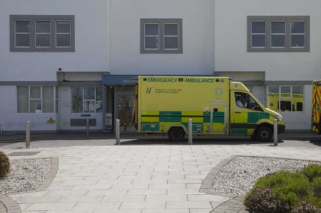 Portlaoise Regional Hospital