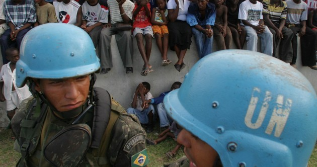 UN peacekeepers 'traded food and medicine for sex'