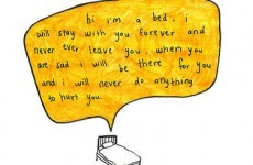 9 signs your bed is your one true love
