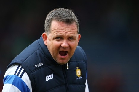 Davy Fitzgerald has cleared the air with a local journalist in Clare