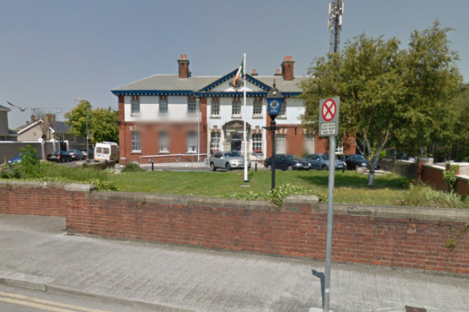Clontarf Garda Station.